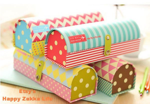 Washi Tape Box Taken from The Birthday Wishlist 2015