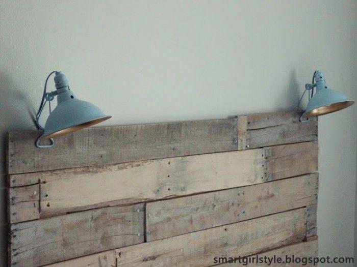 hoofdbord bed steigerhout google zoeken home interior