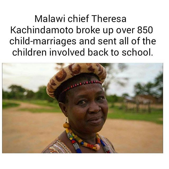 Kachindamoto Is Chief Of More Than People In The Central - Why is malawi the poorest country in the world