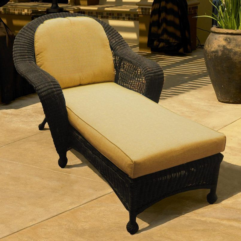 Chair wooden lounge chair outdoor cane lounge furniture