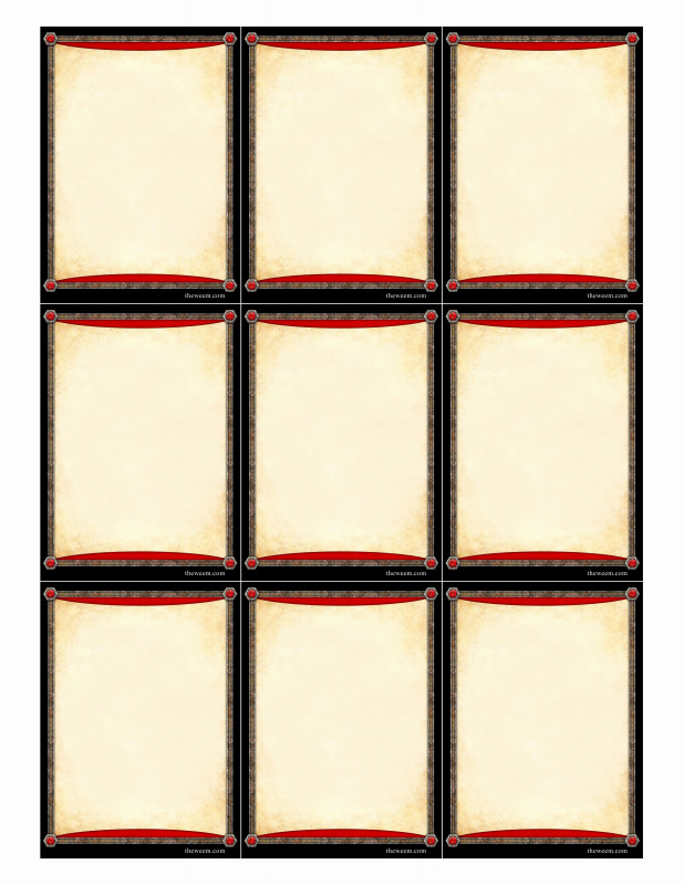 Blank Magic Card Template Awesome Blank Trading Card Template Locksmithcovington Template Trading Card Template Card Games Business Card Template Word