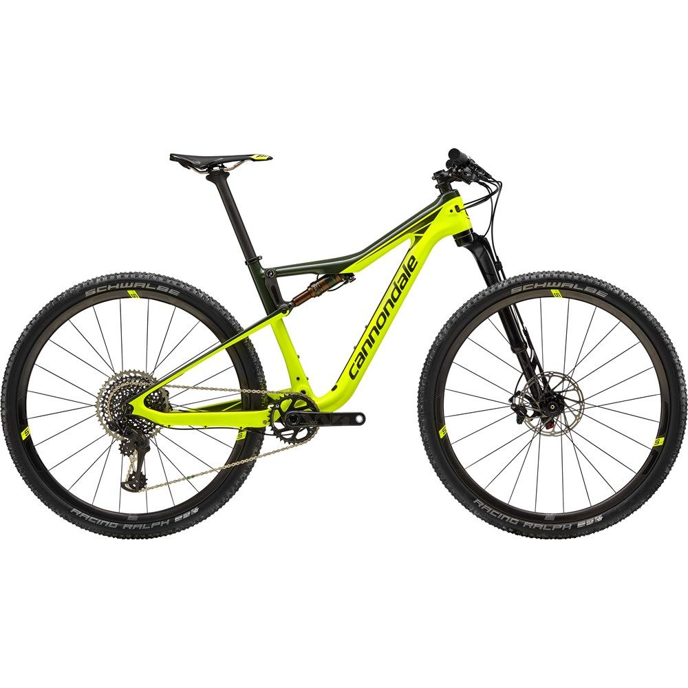 Cannondale Scalpel Si Hi Mod World Cup 2019 Xc Mountain Bike With