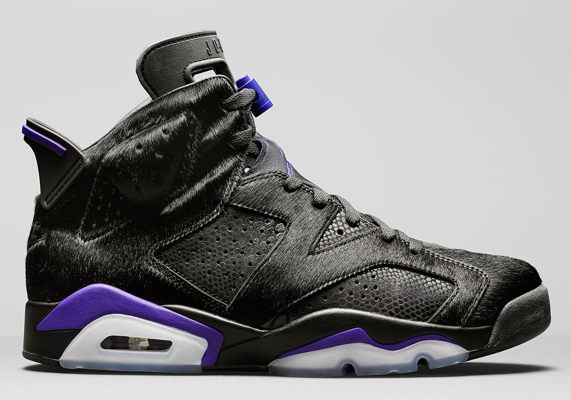 The Social Status x Air Jordan 6 Is Inspired By The Black