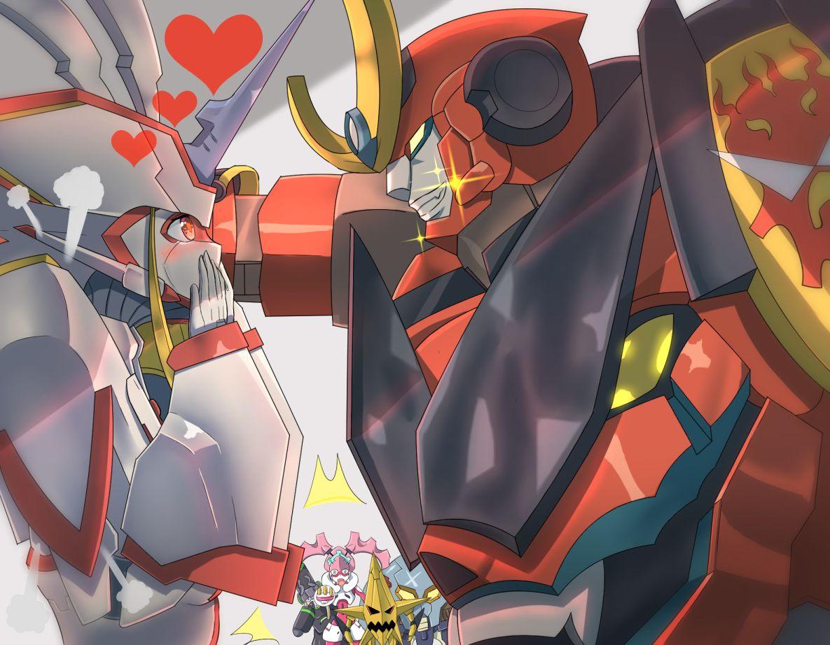 Pinterest Darling in the franxx, Anime, Anime crossover