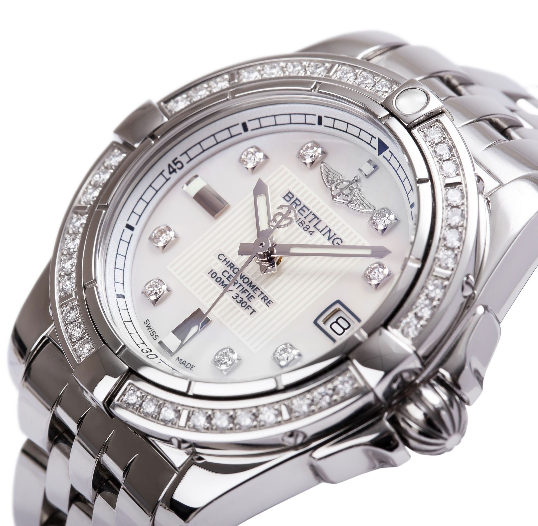 ladies platinum watch sell gallery oak chronograph offshore mondani watches web ch your royal ref