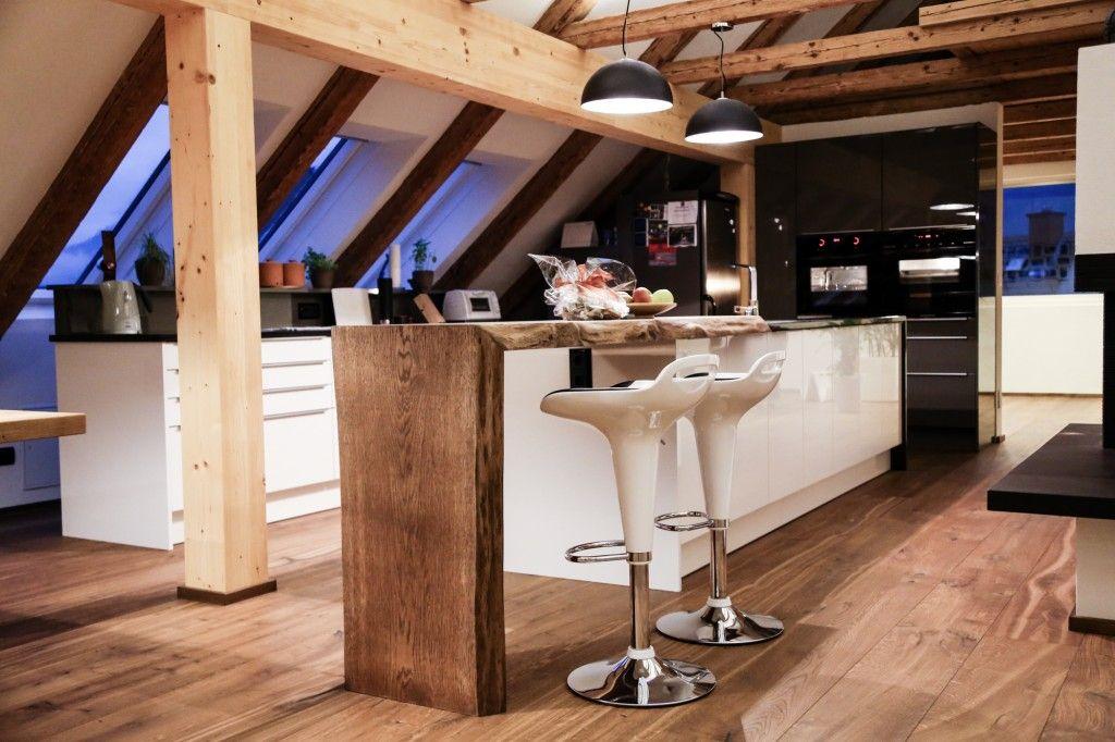 hussauf_small-1 Kitchen design Pinterest Dachstock - nolte küche erfahrungen