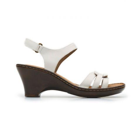 31408 - Blanco #shoes #zapatos #fashion #moda #goflexi #flexi #clothes #style #estilo #summer #spring #primavera #verano