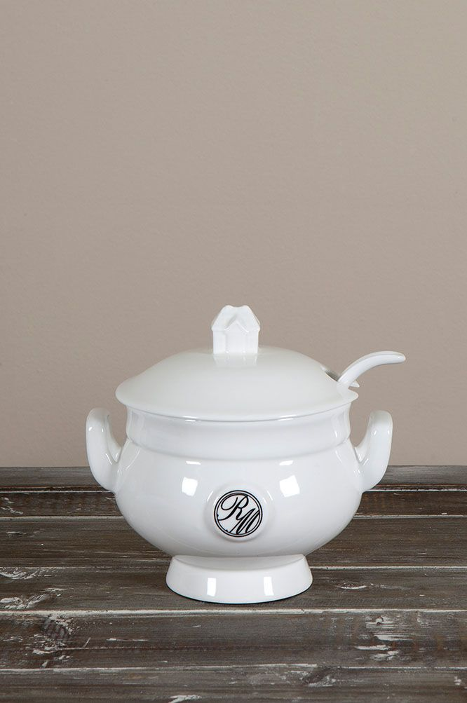 Beste SOUPE DE LA MAISON SMALL Een soepkom in een klassieke vorm en VU-66