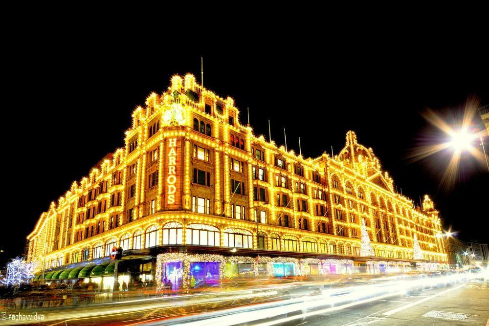 Shopping travel Europe London Harrods Best Shopping