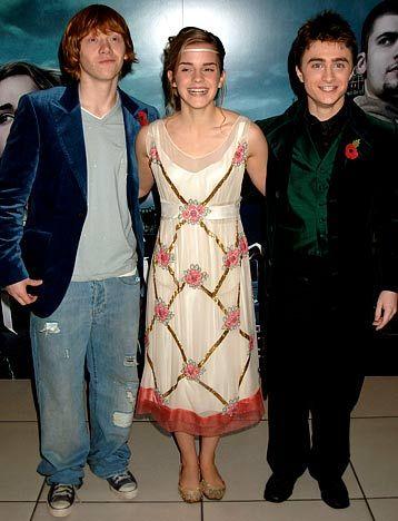 Ten Years Of Harry Potter Premieres Us Weekly Harry Potter Ginny Harry Potter Ginny Weasley Slytherin Harry Potter