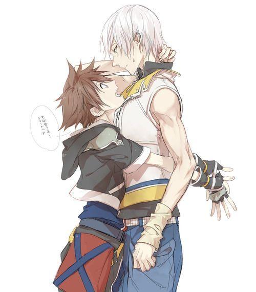 Riku sora manga gay