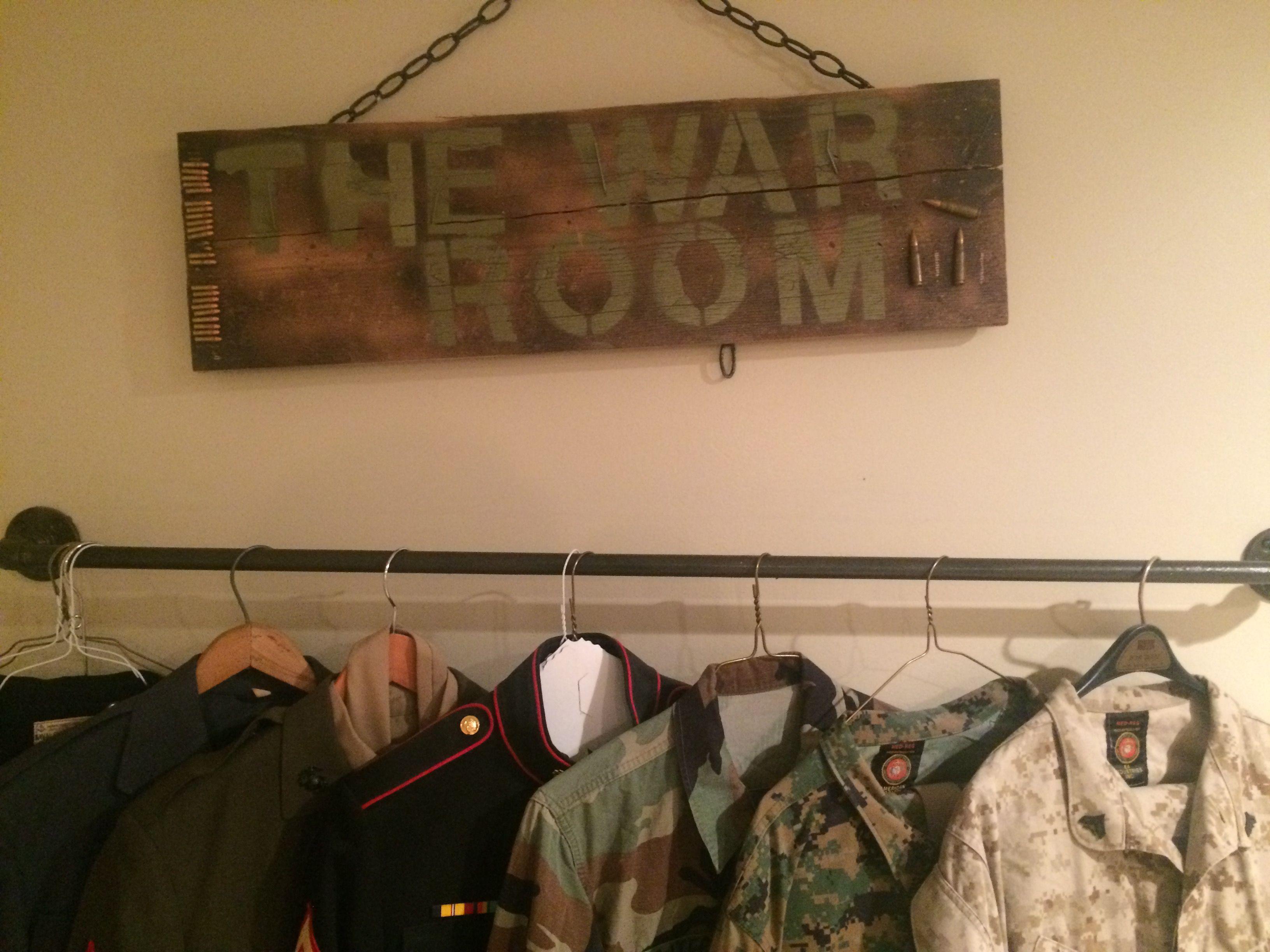 Basement Decor Marine Corps Google Search Decor Game Room Room