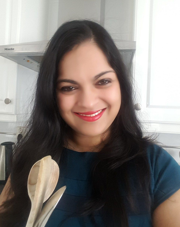 Koken met Madhavi