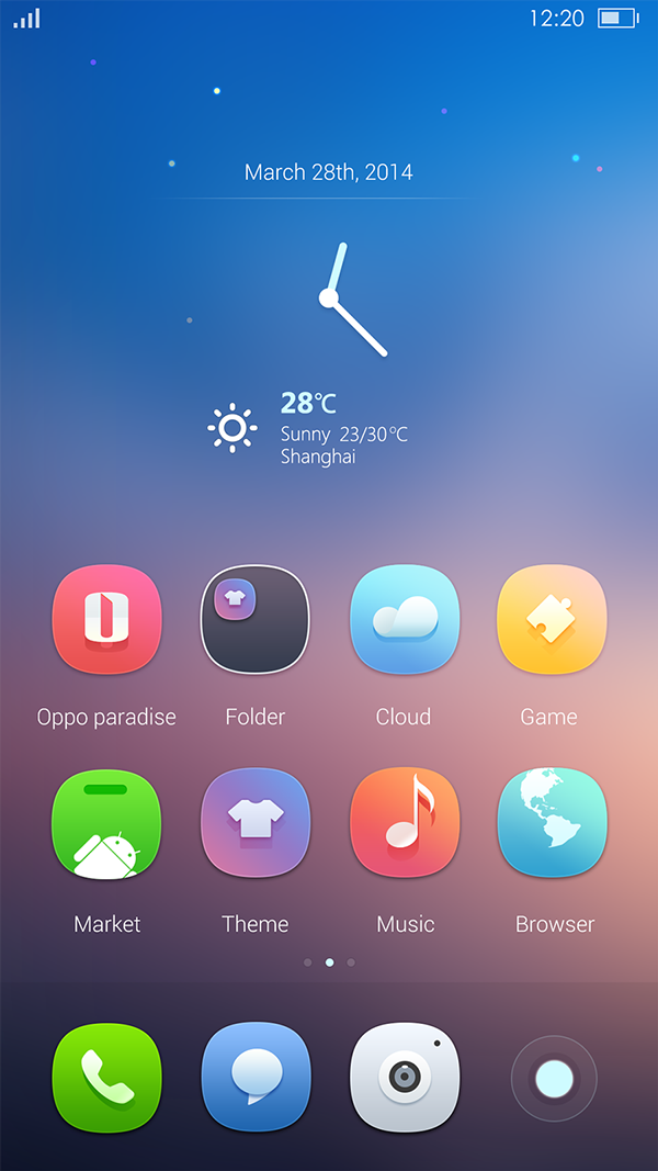 Starry Night On Behance Mobile App Icon Android Icons App Icon Design