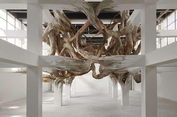 17 Best images about Installation Art on Pinterest | Cas, Artworks ...