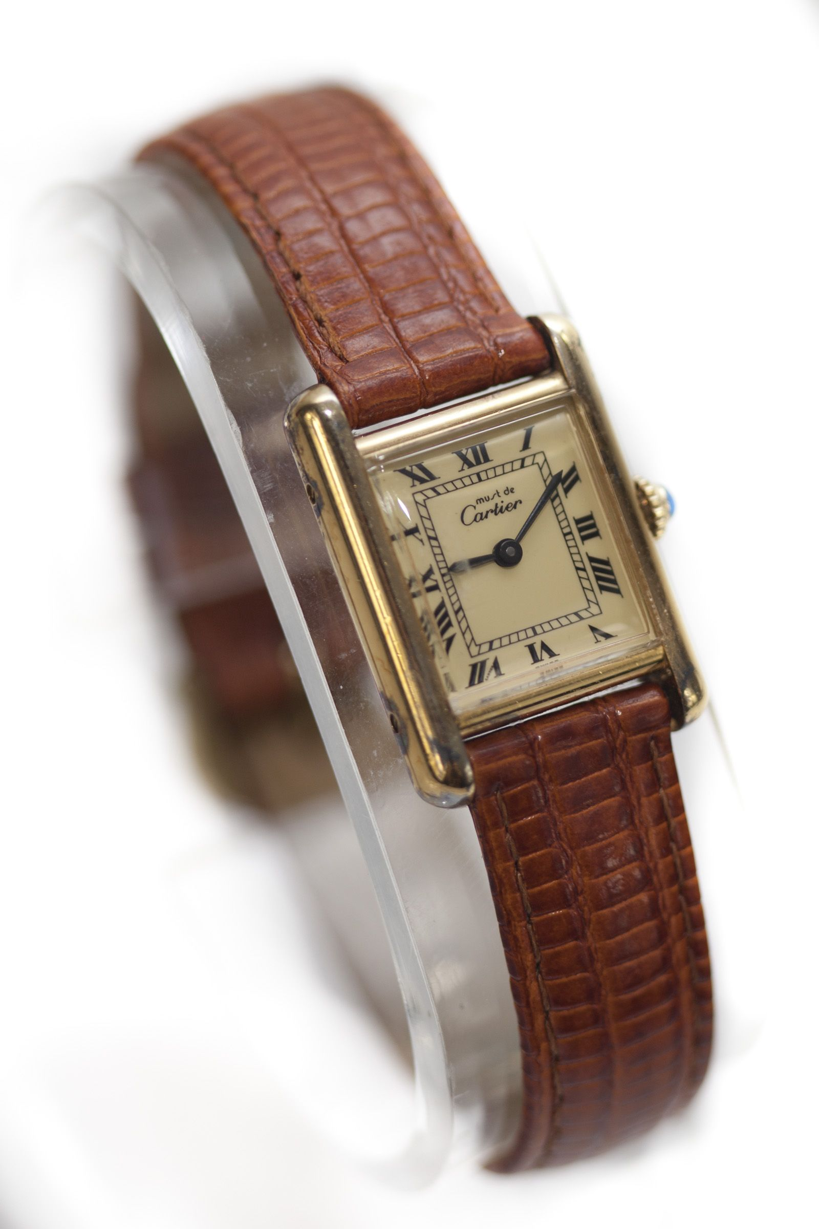43f6467cab15 Vintage Cartier Watch