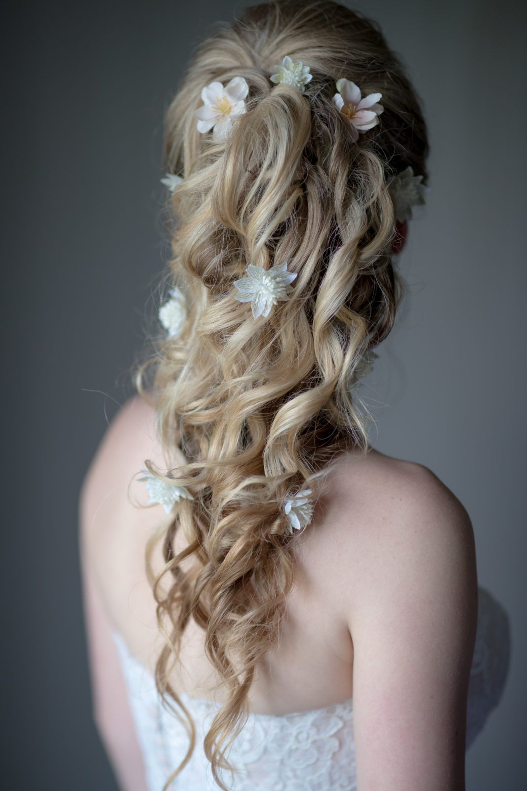 boho wedding hair | click here to see more wedding images