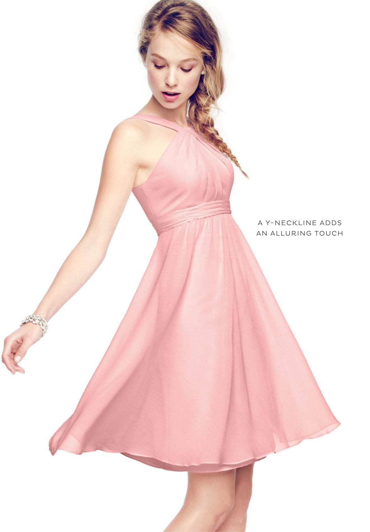 Davidus bridal online catalog bridesmaid dresses pinterest