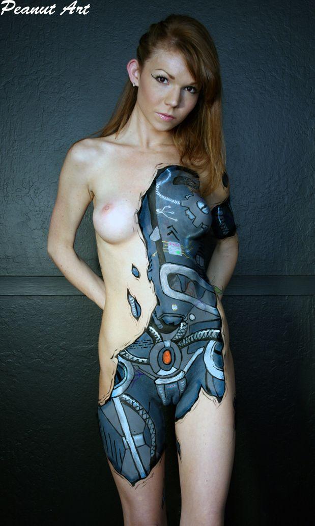 nude robot girls pics