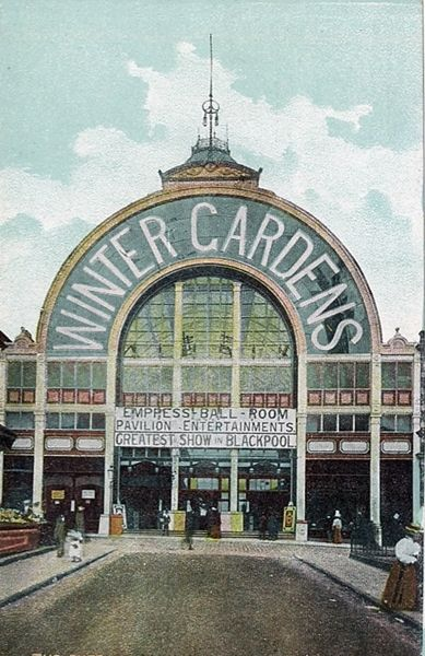 Places To Eat Near Winter Gardens Blackpool