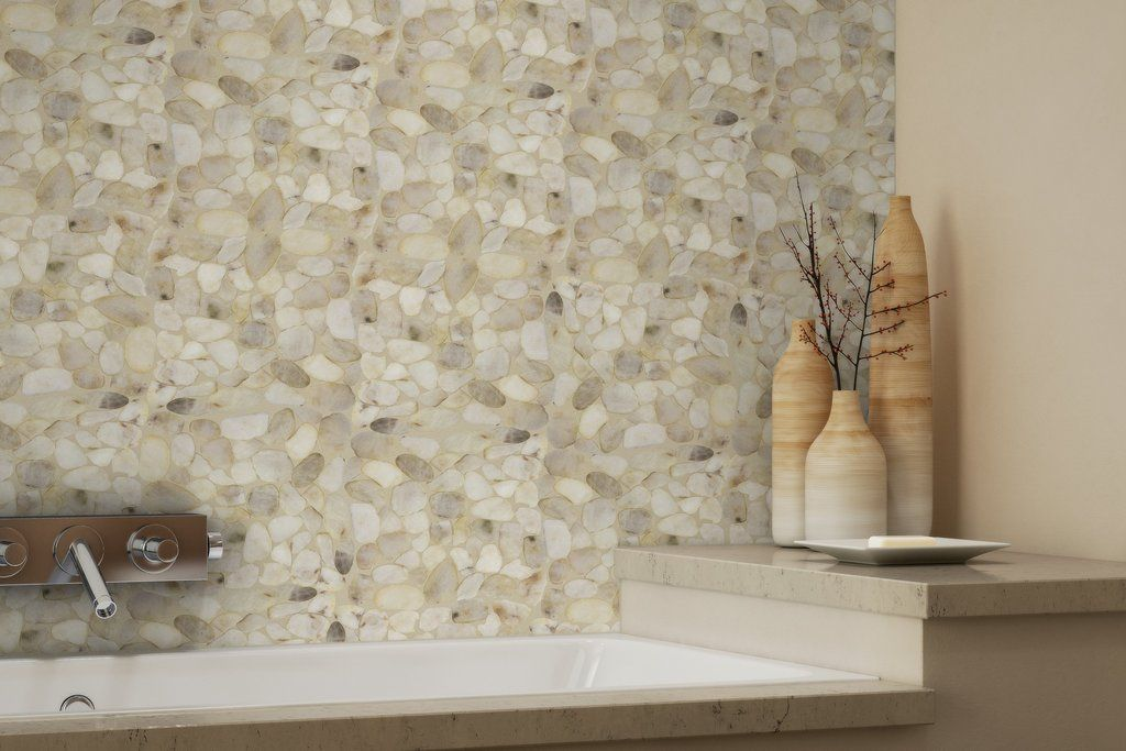 The Glacier Mosaic Series Is A Tile That Will Set Your Project Apart This Mosaic Is Composed Of 4 Mm Thick Tiles Mosaic Glass Mosaic Tiles Glass Mosaic Tiles