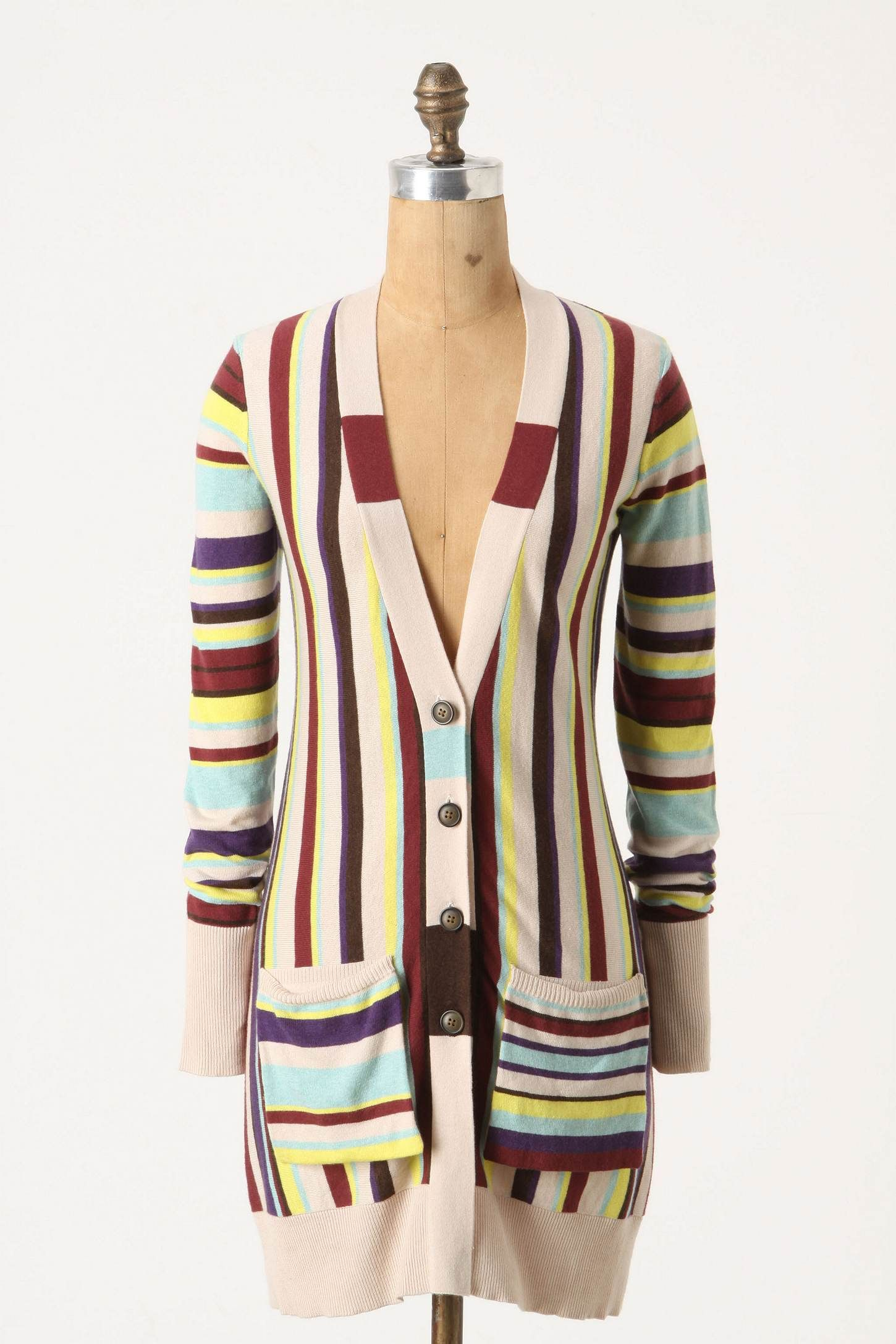 So many colors, so streamlined Anthropologie clothing