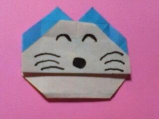 簡単折り紙!!『11ぴきのねこ』