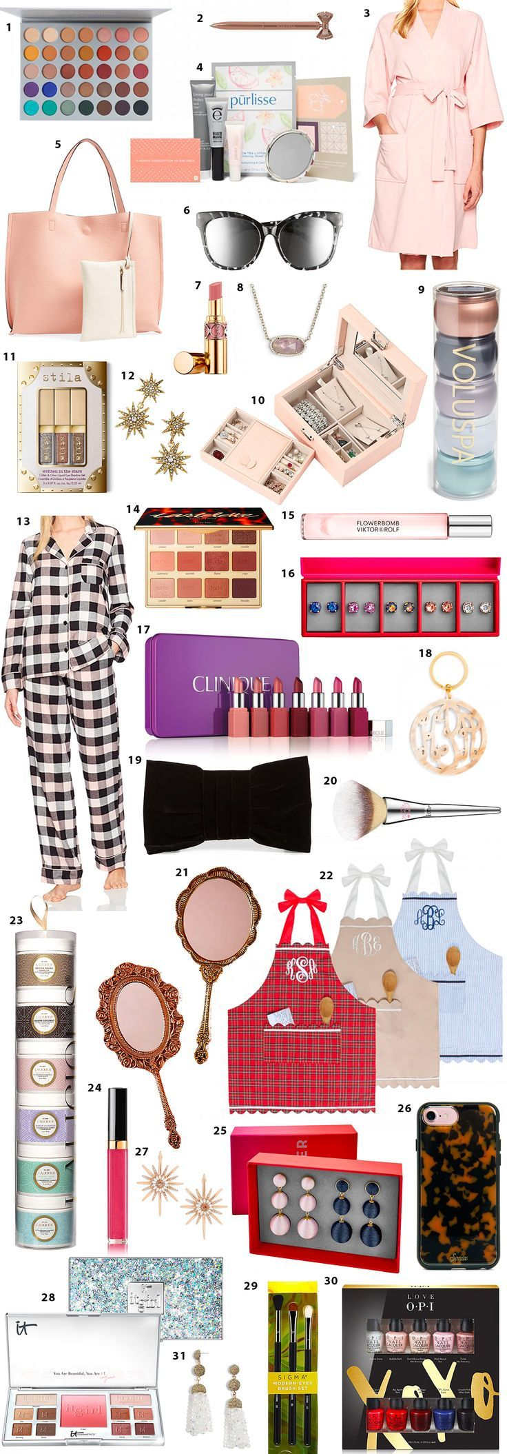 The best Christmas gift ideas for women under 50! (With