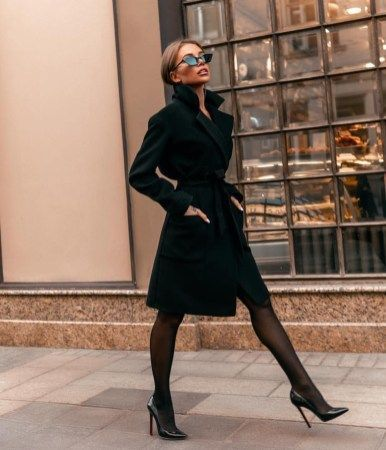 40 Classy Winter Office Attires For Women