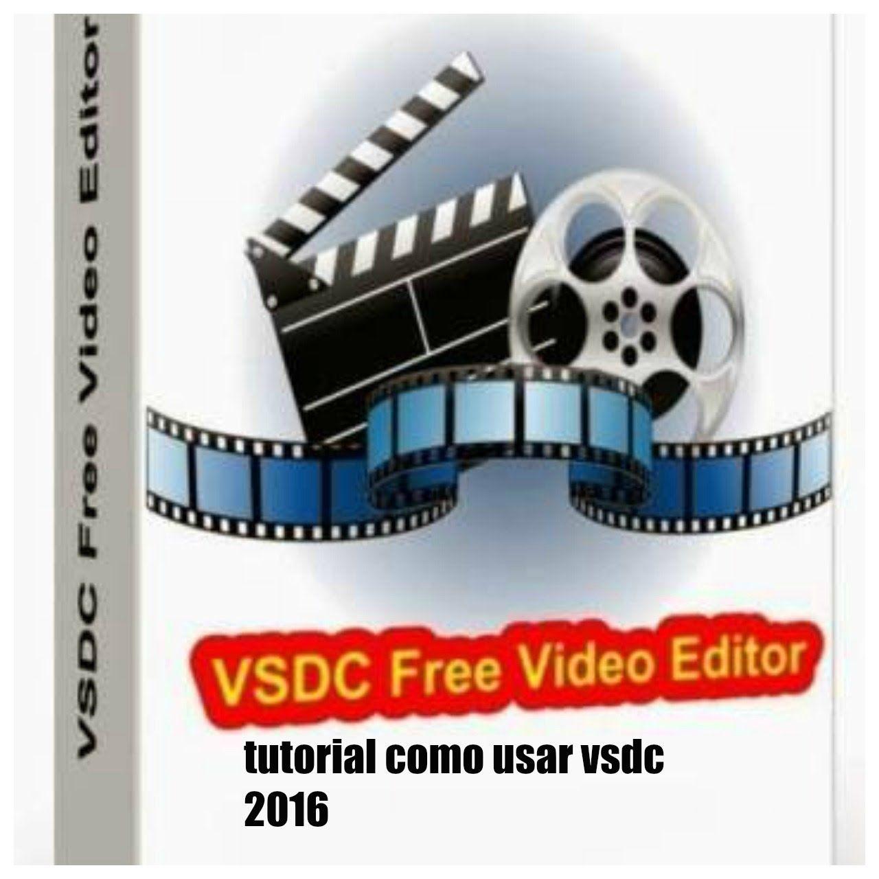 Como usar o vsdc 2016 VSDCV   LEGENDAS   Video editing