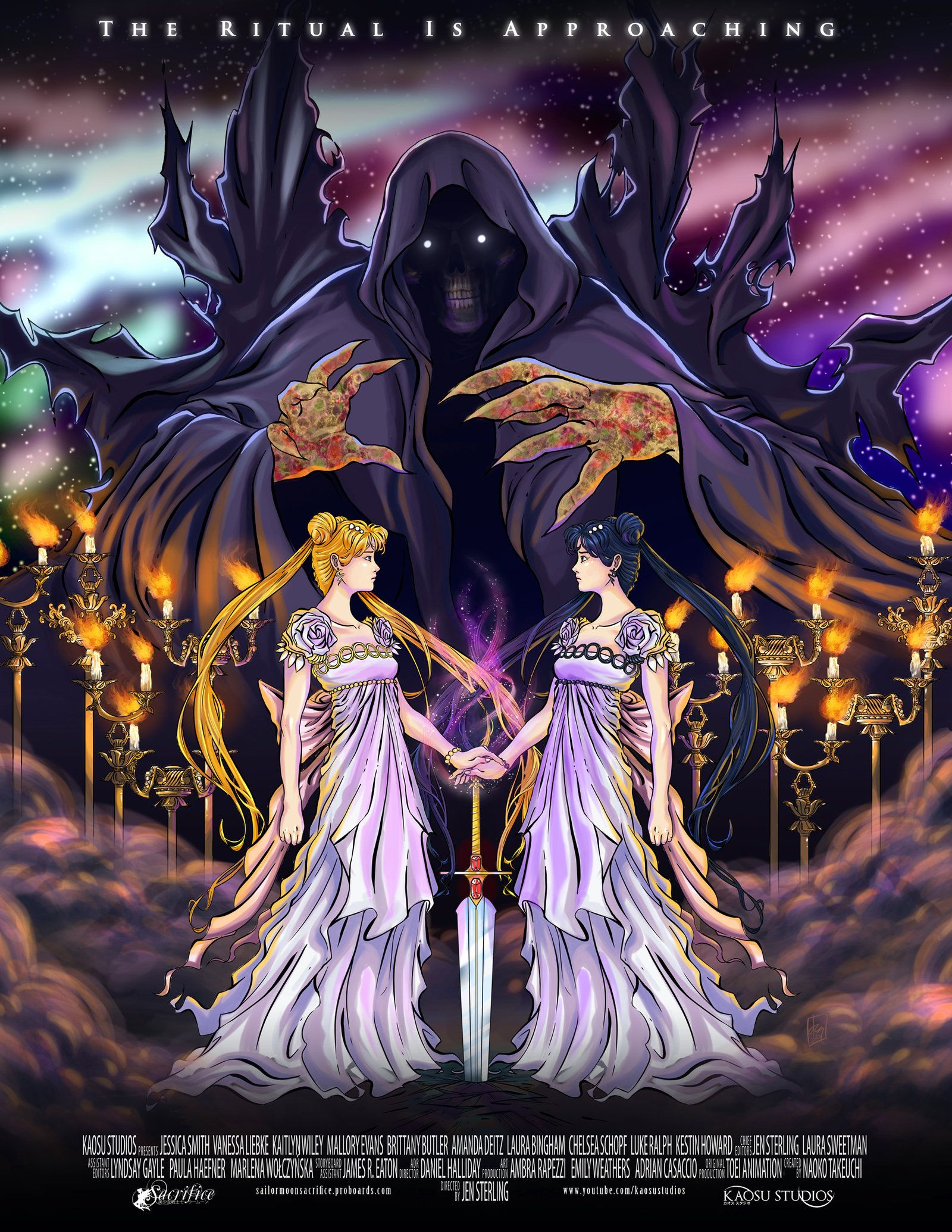 The Ritual Is Approaching by sailormoonsacrifice.deviantart.com on @deviantART