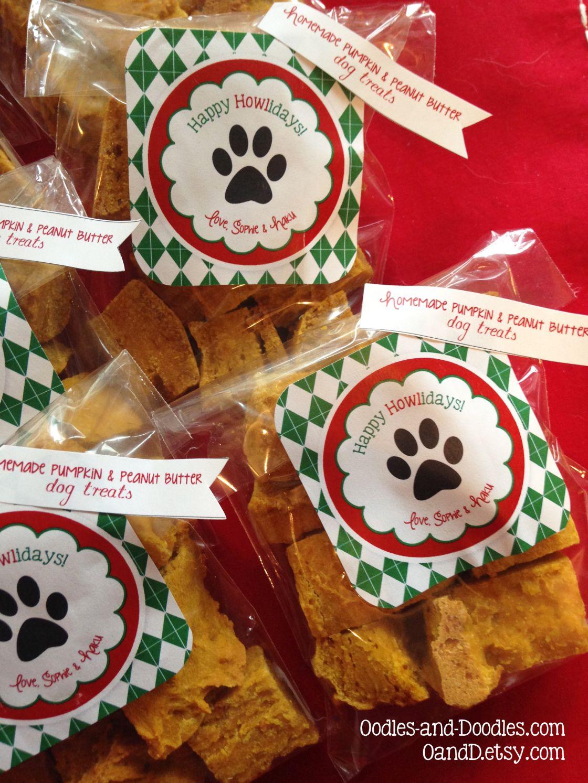 Dog Treat Labels Final Photo Christmas Dog Pinterest Dog