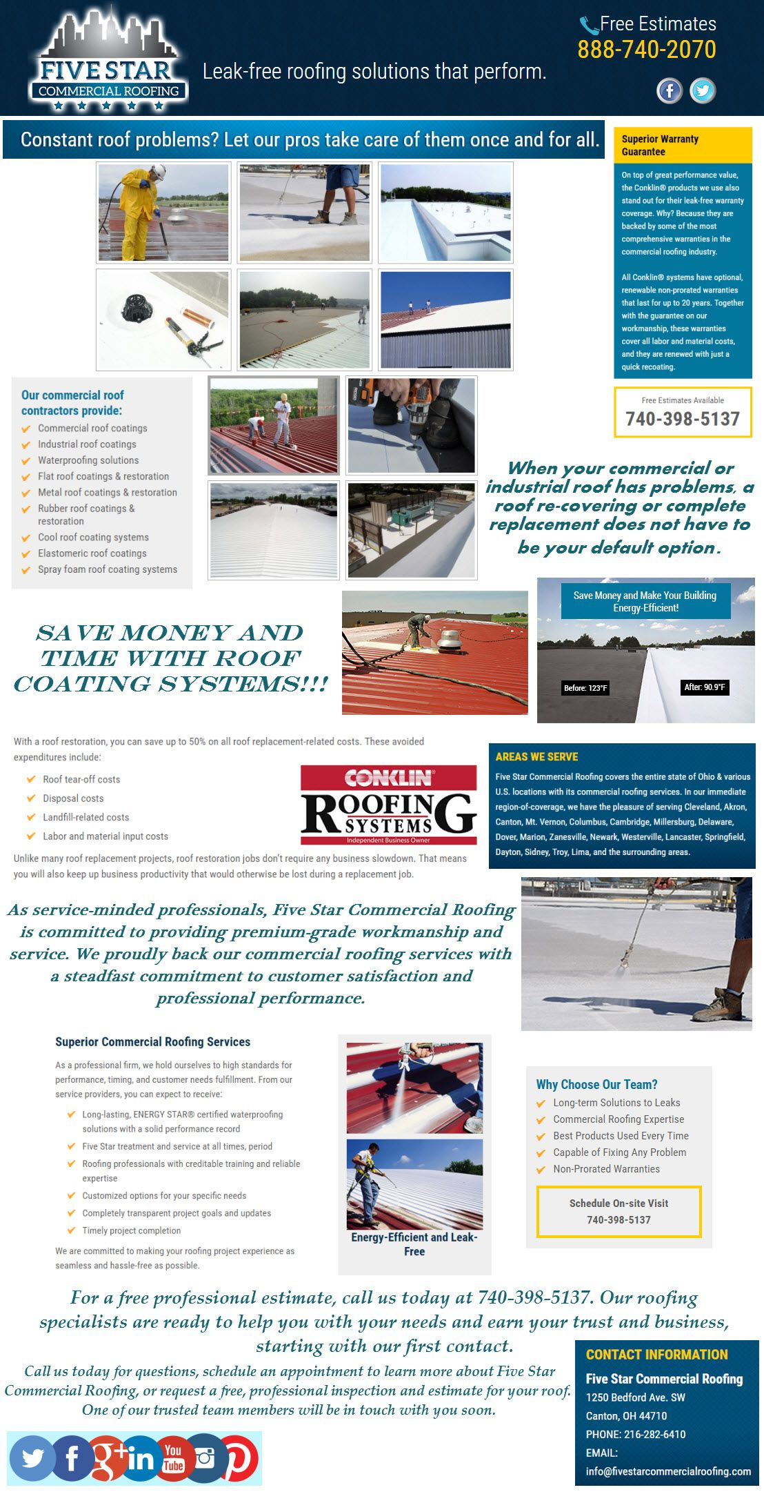 Pin By Mejonsnow On Commercial Roofing Services Commercial Roofing Roof Problems Roofing Services