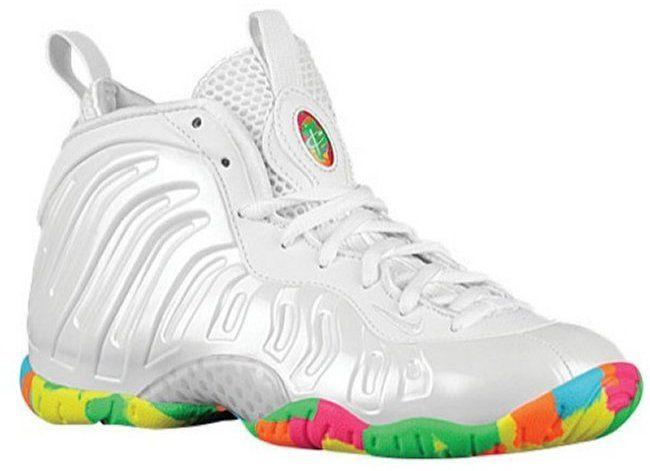 Nike Little Posite One \u201cFruity Pebbles\u201d