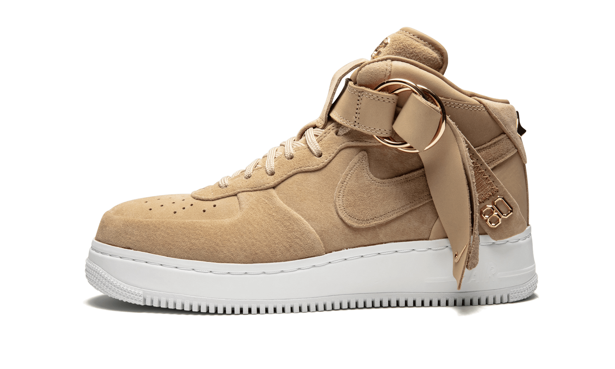 Nike Air Force 1 Mid Mens 07, Nike, Sapato png transparente