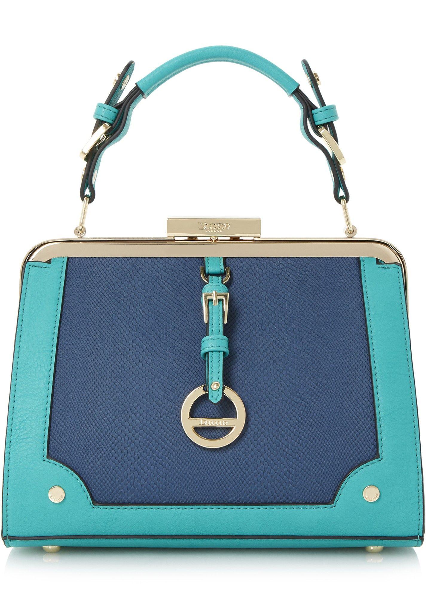 cute dune color block handbag http www boomerinas com 2014 12 19