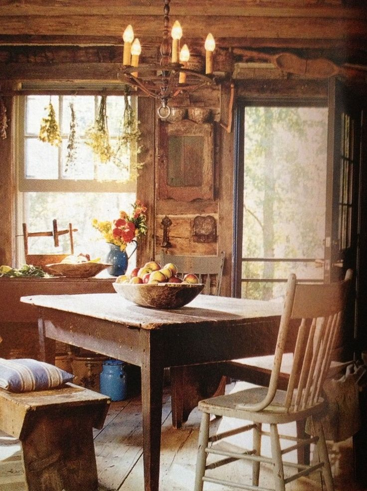 Image Result For Arranging Furniture In A One Room Cabin Rustic KitchensRustic