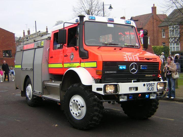 Buckinghamshire Unimog 4x4
