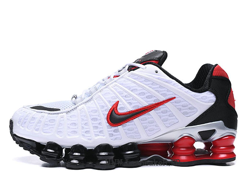 Nouveau Nike Air Shox TL Printemps Colonne Dair Chaussures ...
