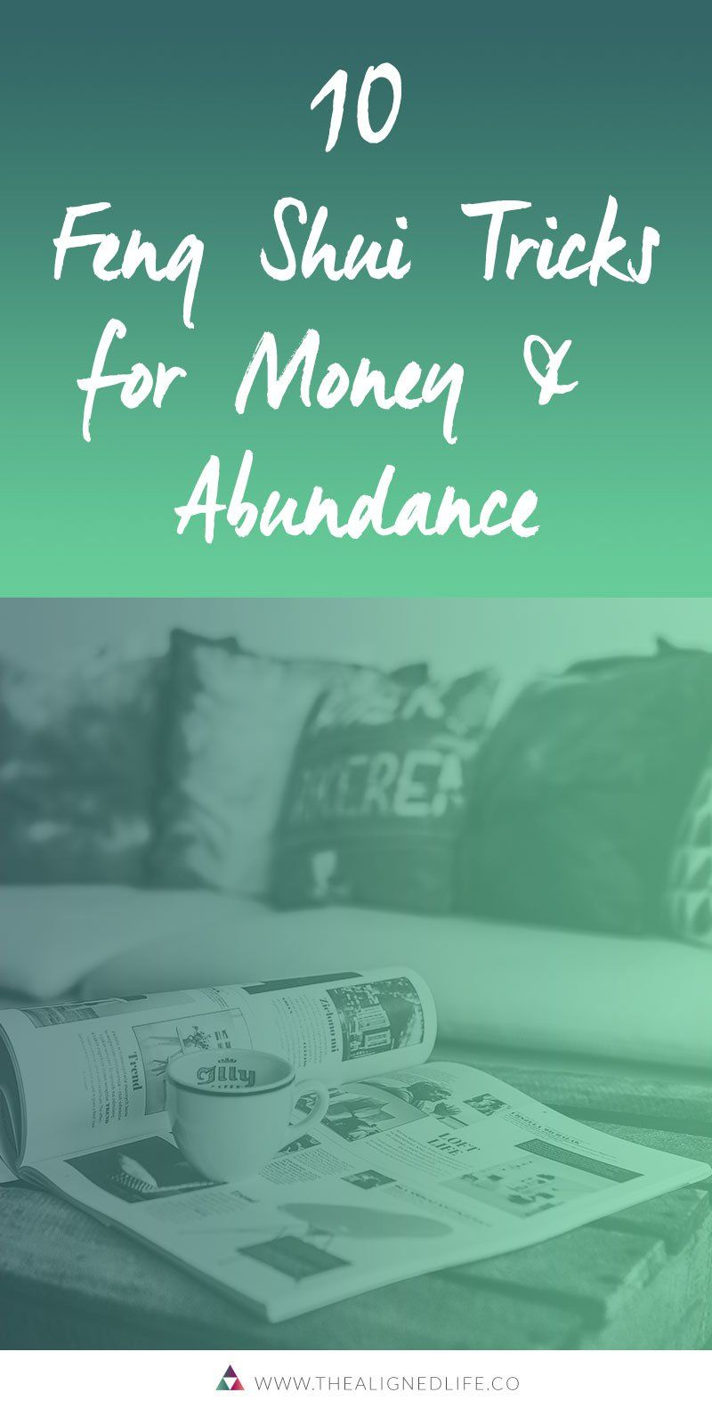 Feng Shui Geld 10 Feng Shui Tricks For Money Abundance Feng Shui Pinterest