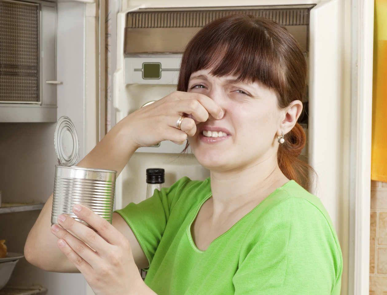 Cómo Quitar El Mal Olor Del Refrigerador Limpieza De Nevera Refrigerador Como Quitar