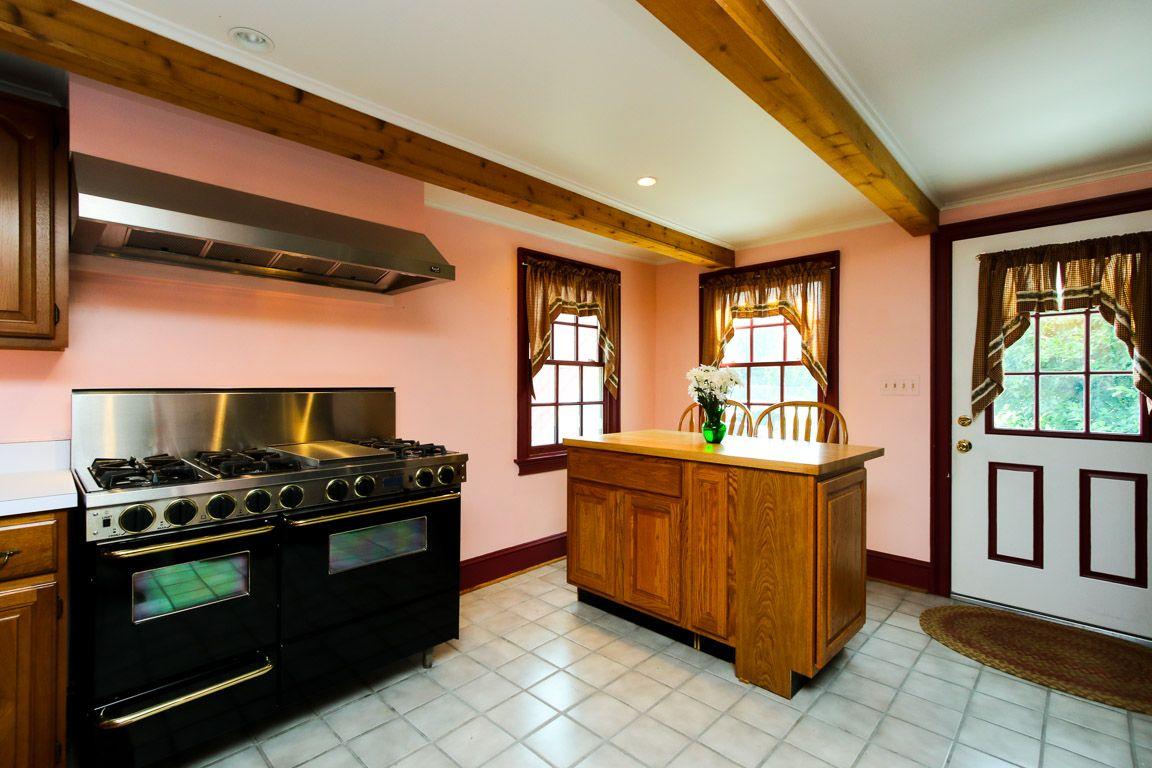 Historic John Hall House C 1800 Kitchen