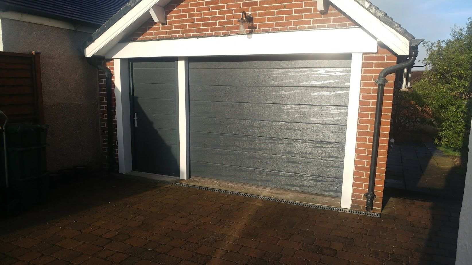 Photo Gallery Of Our Completed Garage Door Installation Projects Garage Doors Garage Door Styles Garage Door Colors