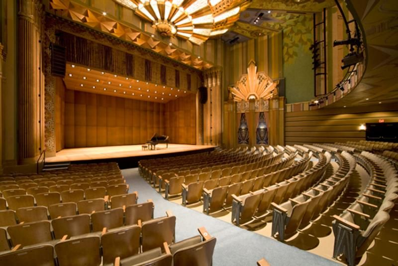 Fox Theater//Spokane Telescopic seating, Seating, Home decor