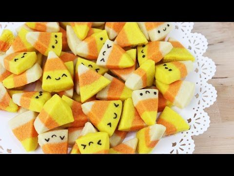The Trick to Making Your Very Own Candy Corn Cookies