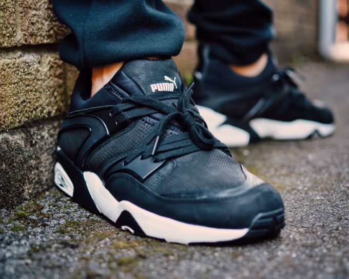 puma trinomic blaze of glory tech pack