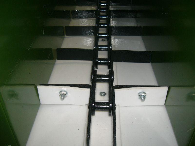 рейка для скребкового конвейера