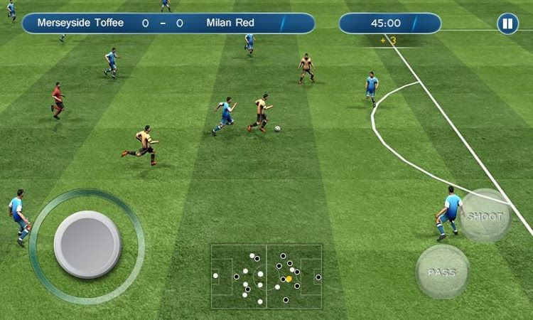 Ultimate Soccer Football v1.1.6 [Mod Money] Apk Mod Data