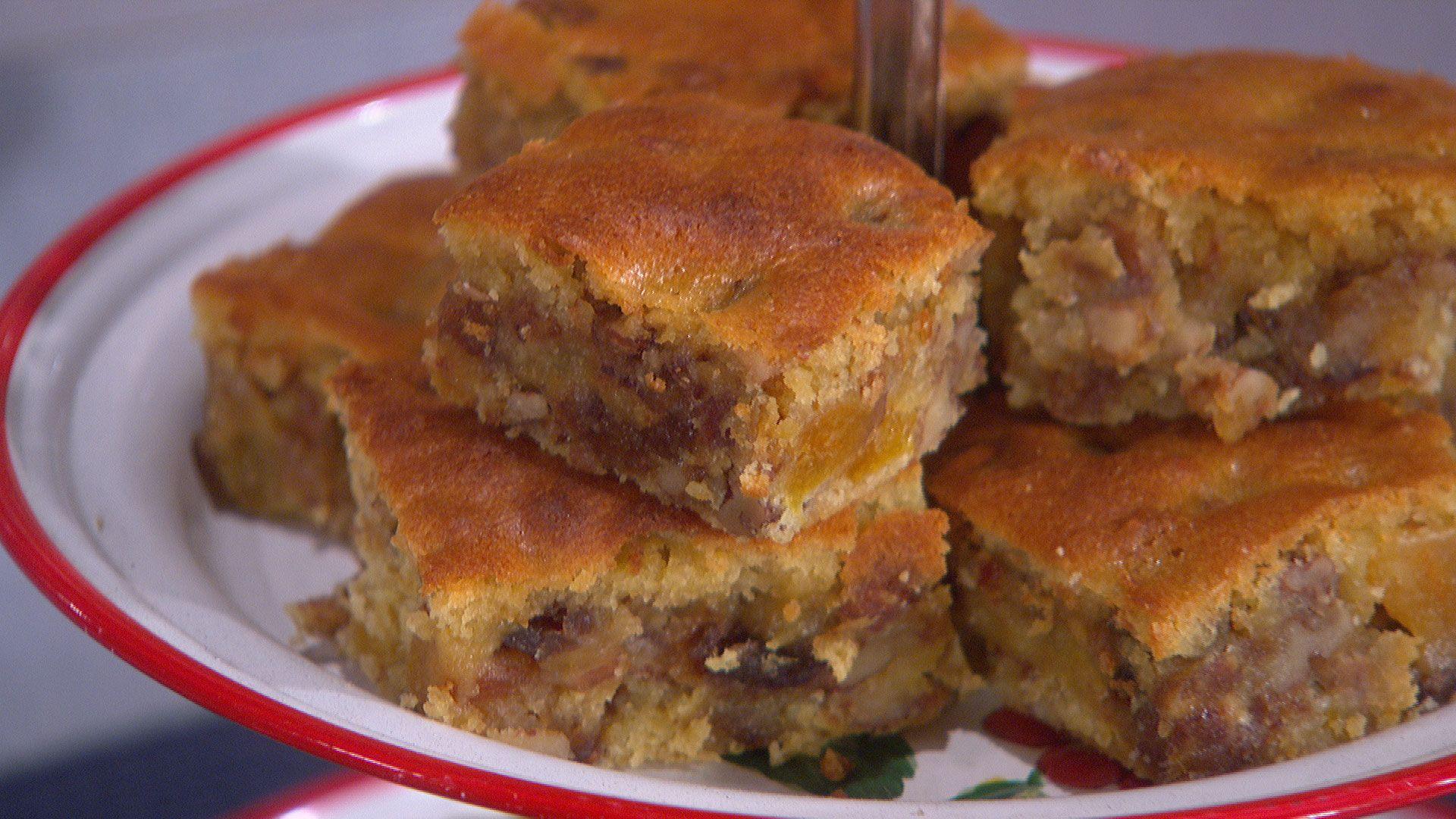 Marjorie Johnson The Blue Ribbon Baker Share Her Recipe For