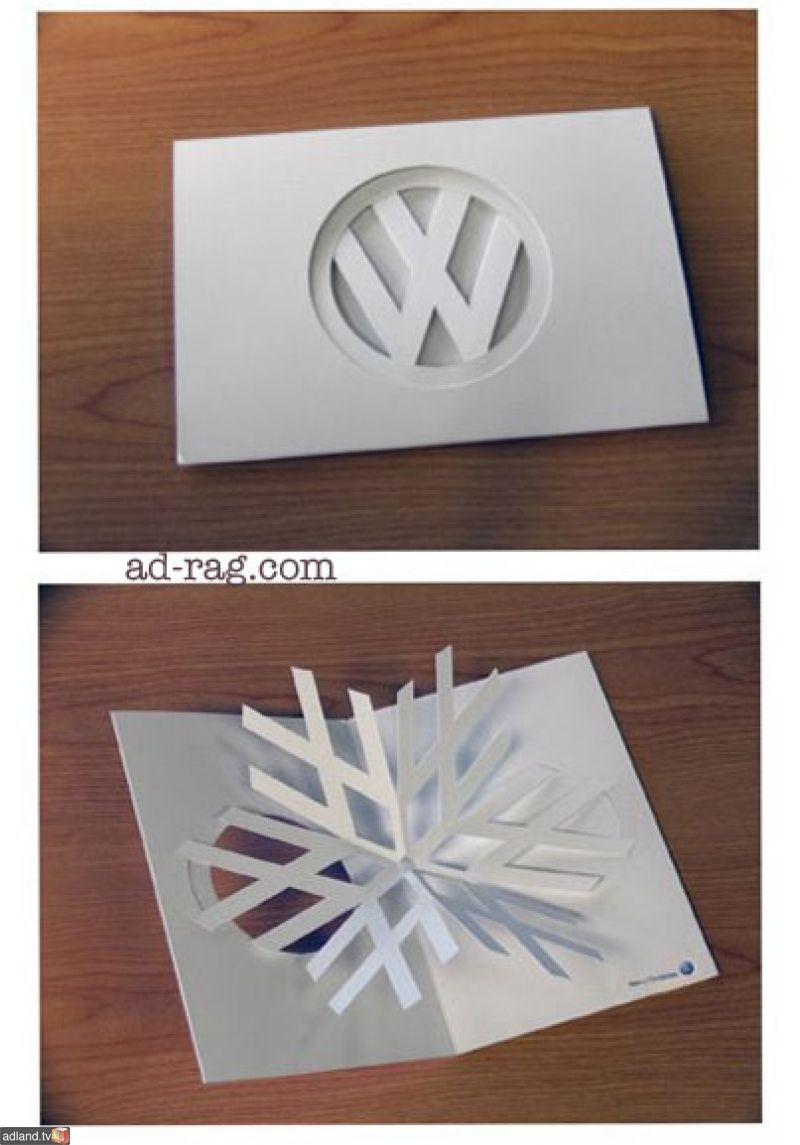 Vw greetings card clever pinterest vw cards and christmas cards packaging ideas vw greetings card kristyandbryce Gallery